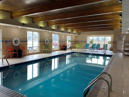 Pool | Home2 Suites by Hilton Fort Smith