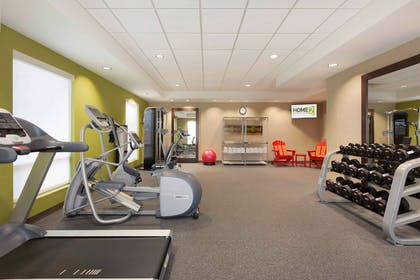 Health club fitness center gym | Home2 Suites by Hilton Fort Smith