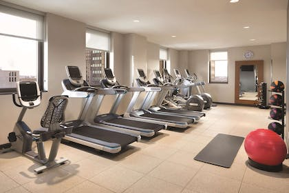 Health club | Embassy Suites by Hilton Pittsburgh Downtown