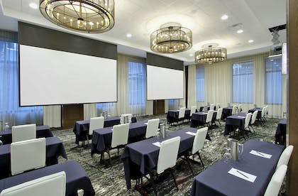Meeting Room   Embassy Suites by Hilton Pittsburgh Downtown