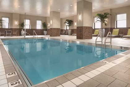 Pool   Embassy Suites by Hilton Pittsburgh Downtown