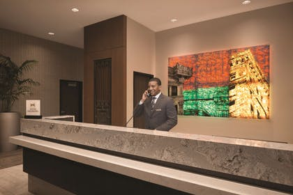 Reception   Embassy Suites by Hilton Pittsburgh Downtown