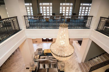 Lobby | Redmont Hotel Birmingham, Curio Collection by Hilton