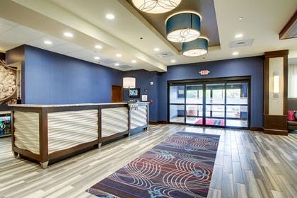 Reception | Hampton Inn & Suites Greenville Airport