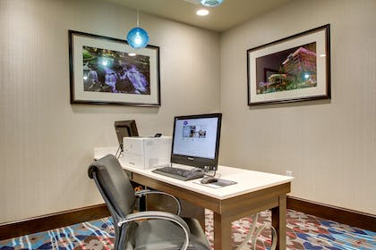 Business Center | Hampton Inn & Suites Greenville Airport