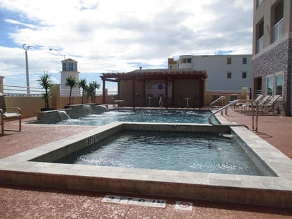 Pool and Hot Tub | Best Western Plus Galveston Suites