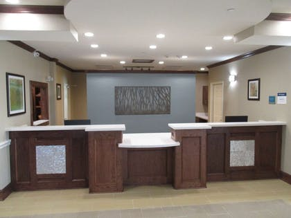 Reception Desk | Best Western Plus Galveston Suites