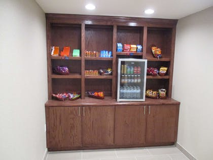 Snack Shop | Best Western Plus Galveston Suites