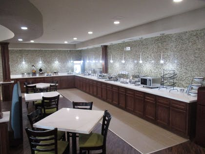 Breakfast Bar | Best Western Plus Galveston Suites