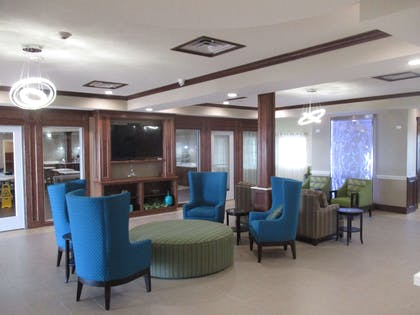 Lobby | Best Western Plus Galveston Suites