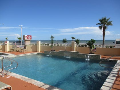Pool | Best Western Plus Galveston Suites