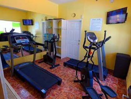 Health club | Ramada by Wyndham & Suites South Padre Island