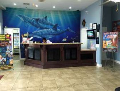 Lobby | Ramada by Wyndham & Suites South Padre Island