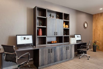 Business Center   Homewood Suites by Hilton Syracuse - Carrier Circle