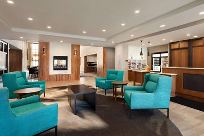 Reception   Homewood Suites by Hilton Syracuse - Carrier Circle