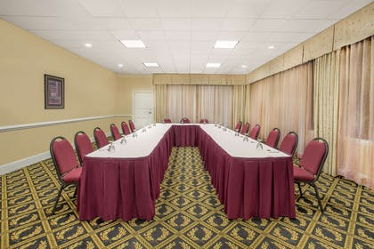 Meeting Room | Ramada Plaza by Wyndham Fayetteville Fort Bragg Area