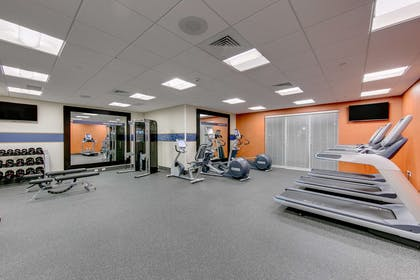 Health club | Hampton Inn & Suites North Houston Spring