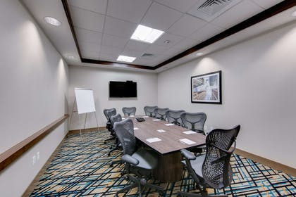 Meeting Room | Hampton Inn & Suites North Houston Spring
