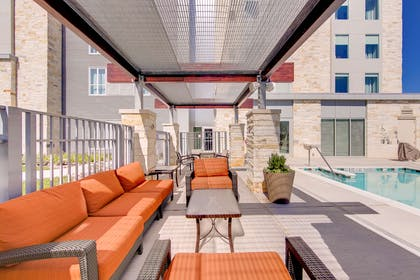 Pool | Hampton Inn & Suites North Houston Spring