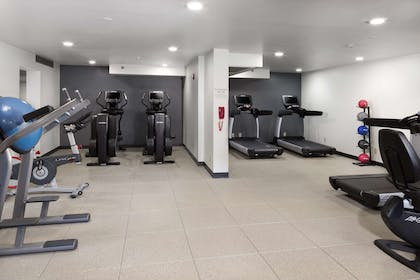 Health club | DoubleTree by Hilton Hotel Lawrence