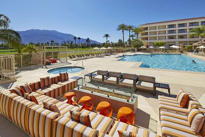 Pool | DoubleTree by Hilton Hotel Golf Resort Palm Springs