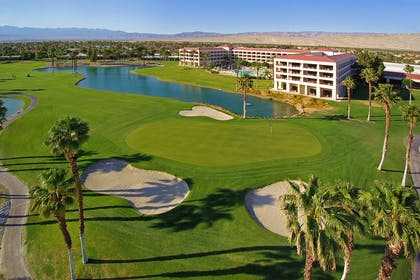 Exterior   DoubleTree by Hilton Hotel Golf Resort Palm Springs