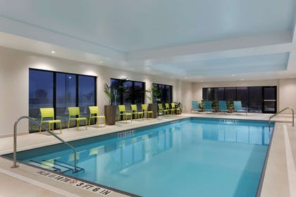 Pool | Home2 Suites by Hilton Milton Ontario