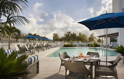 Pool | Homewood Suites by Hilton Miami Dolphin Mall