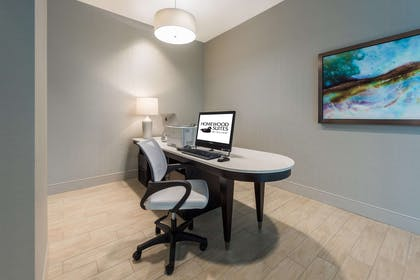 Business Center | Homewood Suites by Hilton Miami Dolphin Mall