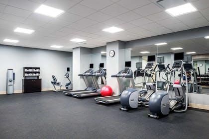 Health club | Homewood Suites by Hilton Miami Dolphin Mall