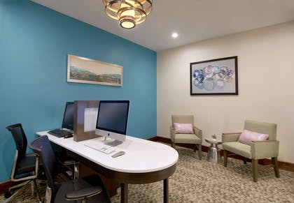 Business Center | Homewood Suites by Hilton Aliso Viejo - Laguna Beach