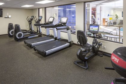 Health club | DoubleTree by Hilton Hotel Boston-Andover