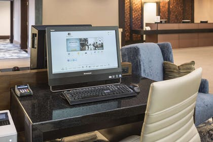 Business Center | DoubleTree by Hilton Hotel Boston-Andover