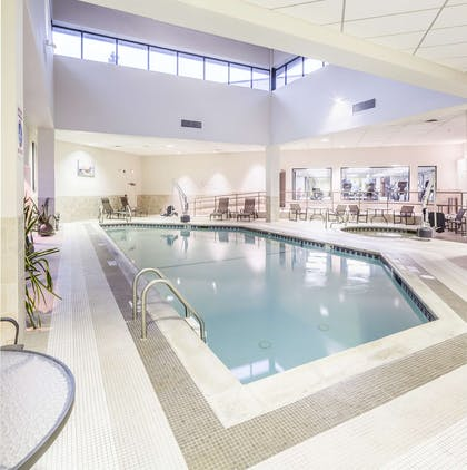 Pool | DoubleTree by Hilton Hotel Boston-Andover
