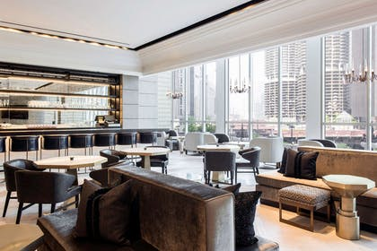 BarLounge   LondonHouse Chicago, Curio Collection by Hilton