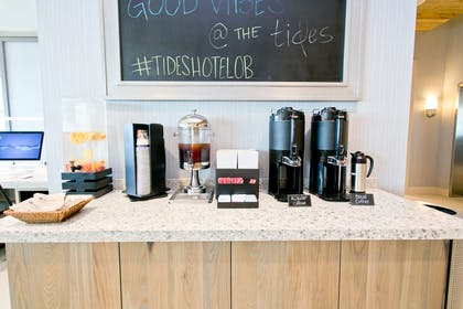 Coffee Station | Best Western Premier The Tides