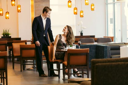 Bar Lounge | Hyatt House Dallas/Frisco