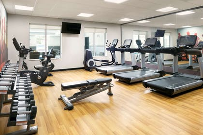 Health Club | Hyatt House Dallas/Frisco