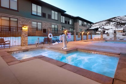 Pool | Hyatt Place Park City