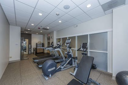 Health club | DoubleTree by Hilton Hotel North Charleston - Convention Center