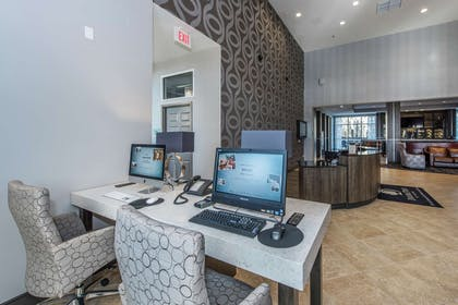 Business Center | DoubleTree by Hilton Hotel North Charleston - Convention Center