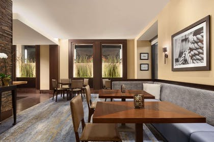 Breakfast lounge | Fairmont Heritage Place, Ghirardelli Square