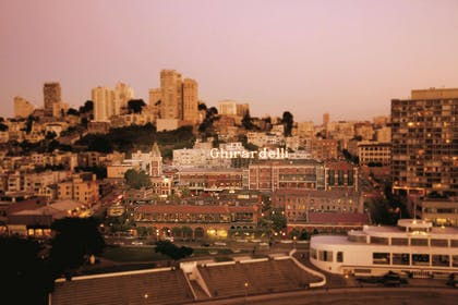 San Francisco View | Fairmont Heritage Place, Ghirardelli Square