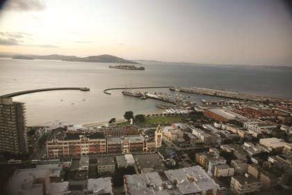 Bay View | Fairmont Heritage Place, Ghirardelli Square