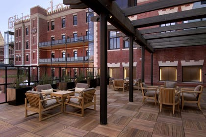 Nursery Terrace and Cocoa Building | Fairmont Heritage Place, Ghirardelli Square