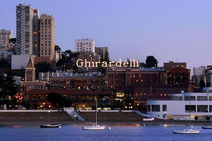 Ghirardelli Square and City View | Fairmont Heritage Place, Ghirardelli Square