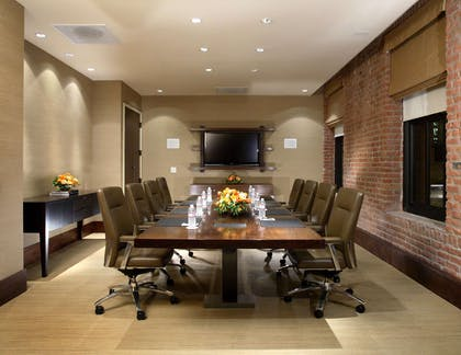 Executive Boardoom | Fairmont Heritage Place, Ghirardelli Square