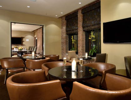 Lounge & Executive Boardroom | Fairmont Heritage Place, Ghirardelli Square