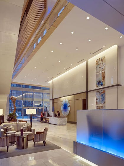 Lobby | Fairmont Pittsburgh