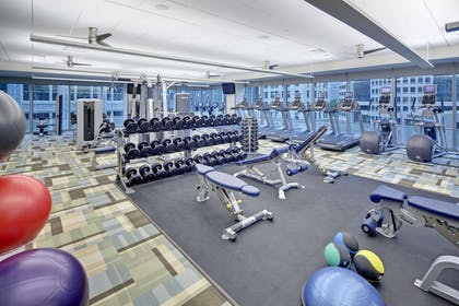 Fitness Area | Fairmont Pittsburgh